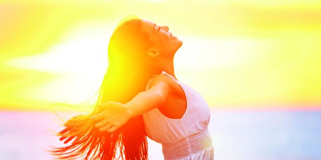 6 maneras de liberarte de la energía negativa