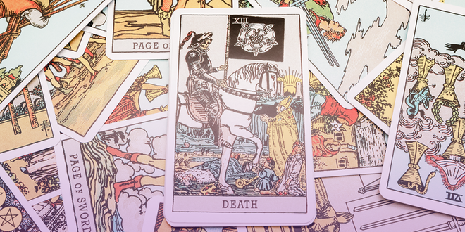 Unpacking the Tarot - Death