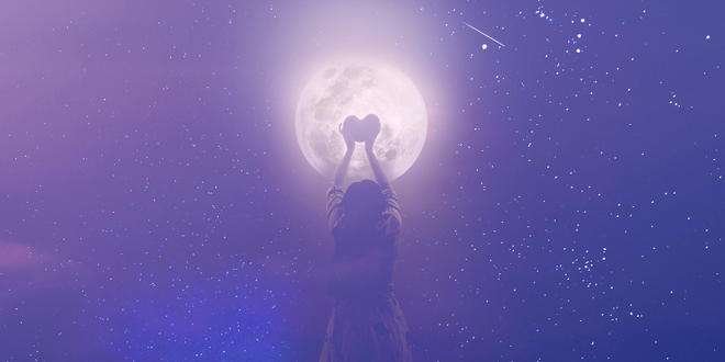 HOW TO CREATE YOUR FULL MOON RITUAL