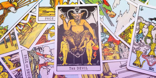 Unpacking the Tarot - the Devil