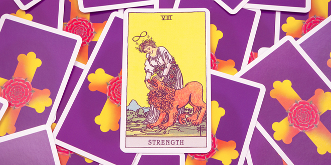 Unpacking the Tarot - Strength