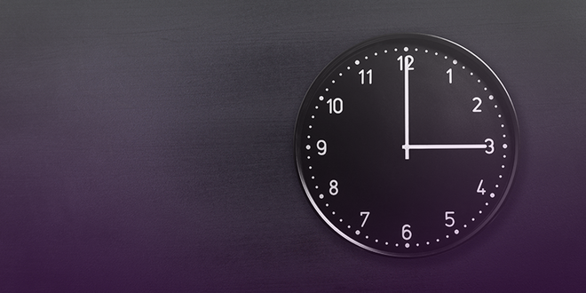 If you keep waking up at 3AM, here's what it means