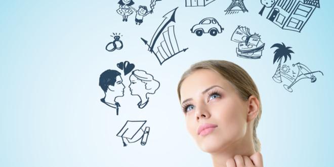 5 pasos para concretar tus sueños