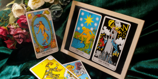 Unpacking the Tarot - The Tower