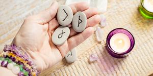 Secret Stones: Using Runes for Divination