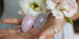 Cuarzo rosa: El amuleto del corazón