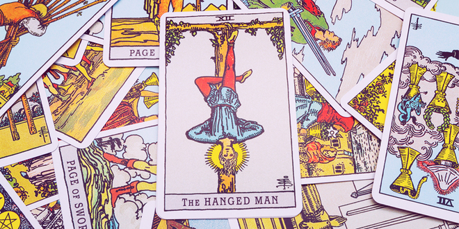 Unpacking the Tarot - the Hanged Man