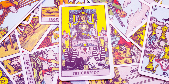 Unpacking the Tarot – The Chariot