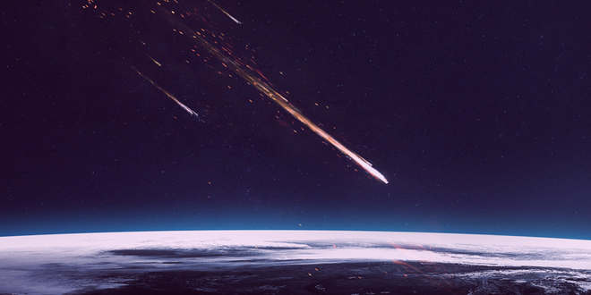 The Power of Meteor Showers
