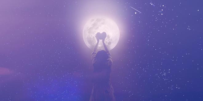 Cómo crear tu propio ritual de luna llena