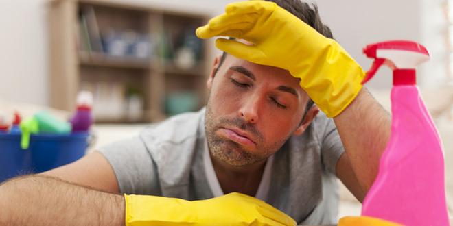 Consúltale al oráculo cómo lograr que tu pareja colabore con las tareas del hogar