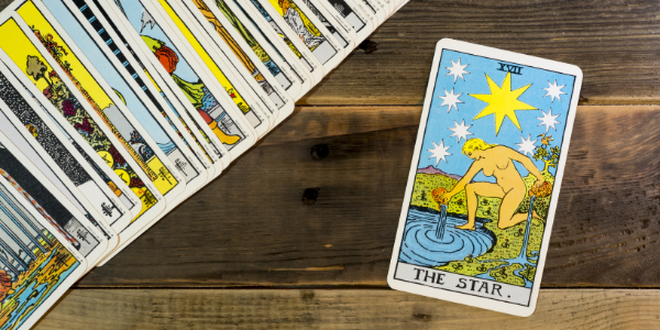Unpacking the Tarot - the Star