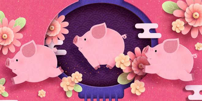 Predicciones para el año nuevo Chino del Cerdo