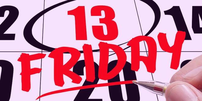 5 maneras de hacer del Viernes 13 el día más afortunado del año