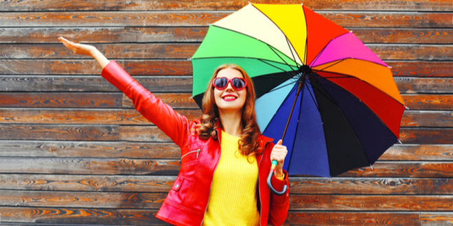 El poder de los colores: la cromoterapia
