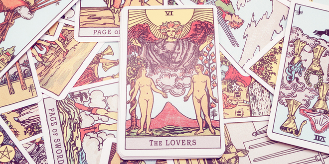 Unpacking the Tarot - The Lovers
