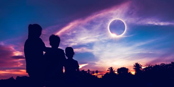 Late Spring Solar Eclipse Ignites Creative Instincts