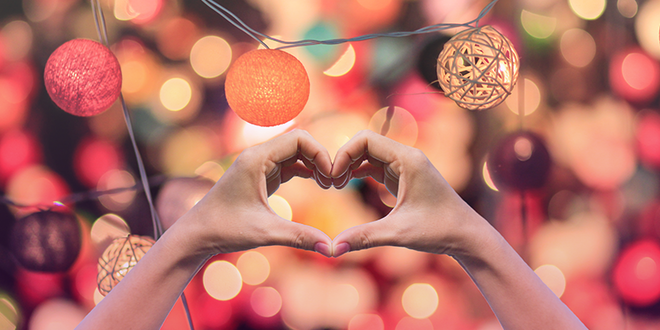 6 mantras to heal the walls around your heart