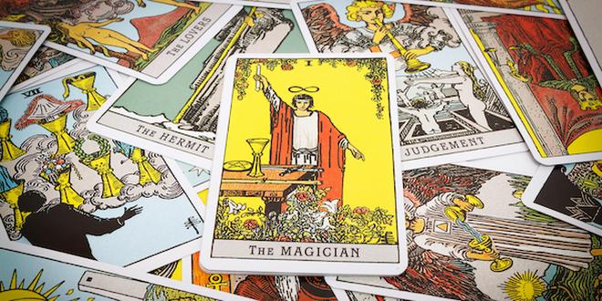 Descubriendo el Tarot: 'El mago'