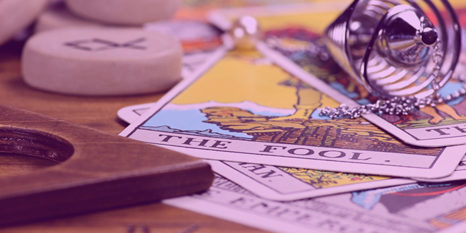 Unpacking the Tarot - The Fool